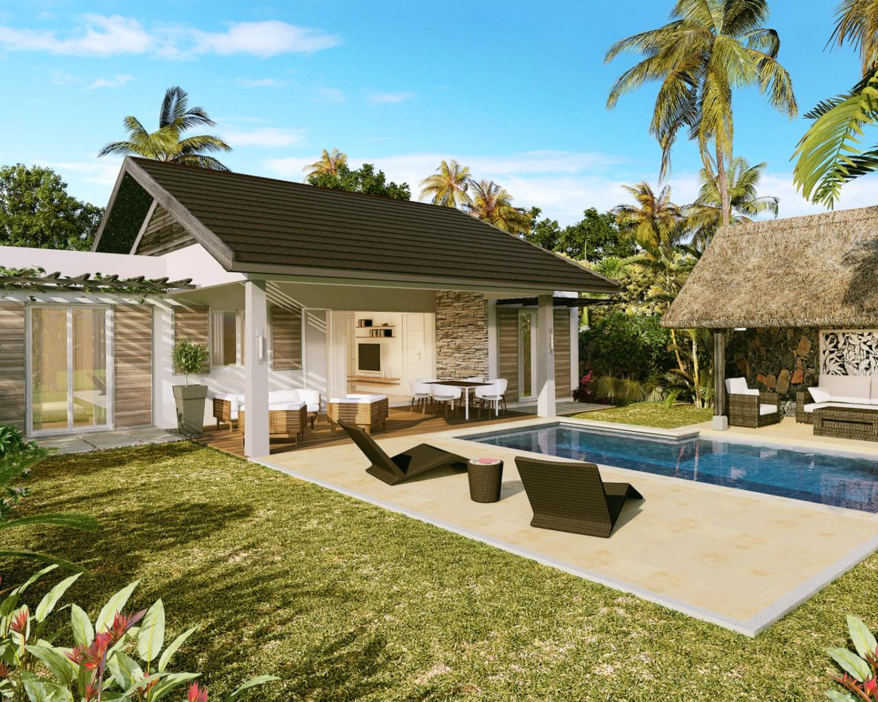 2 Bedroom Villa For Sale in Grand Baie